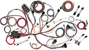 AUTOWIRE UPDATE COMPLETE WIRING HARNESS FORD MUSTANG 1964 1965 1966 #510125