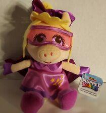 "Disney Junior Muppet Babies Super Fabulous Piggy Plush 6"""