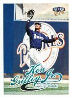 Ken Griffey Jr. #72 (1999 Fleer Ultra) Baseball Card, Seattle Mariners, HOF