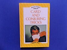 | @Oz |  MAGNA FAMILY LIBRARY : Card and Conjuring Tricks By Gordon Hill (1989)