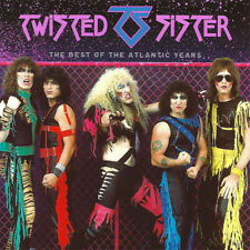 Twisted Sister - Best of Atlantic Years - NEW CD (sealed)   Greatest Hits
