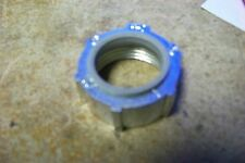 new cooper crouse hinds 1033 threaded insulated bushing 1""
