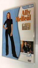 Ally McBeal serie televisiva stagione 2 vol. 5 DVD 4 episodi dura 180 minuti