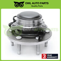 For 2WD GMC Chevy Yukon Tahoe Suburban 1500 Front Wheel Hub Bearing 6 Lug W/ABS