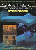 STAR TREK III THE SEARCH FOR SPOCK STORYBOOK