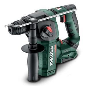 Metabo BH 18 LTX BL 16 SK  18V Cordless Brushless SDS Plus Rotary hammer drill