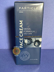 PARTICLE   Aesthetic Science For Men  Daily Care Face Cream  Ships FREE SAME DAY