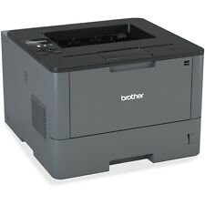 Brother Hl-l5100dn Laser Printer - Monochrome - 1200 X 1200 Dpi Print - Plain