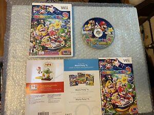 Mario Party 9 (Wii, 2012) CIB!