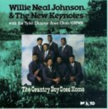 JOHNSON,WILLIE NEAL-COUNTRY BOY GOES HOME (US IMPORT) CD NEW