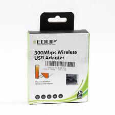 EDUP EP-N1557 802.11n/g/b 300 Mbps Sans Fil WiFi Adaptateur Wireless USB Dongle