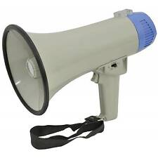 Adastra Portable Megaphone with Siren 10W -  Crowd Control, Announcements