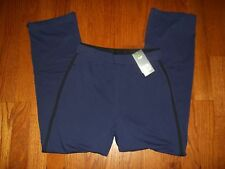 NWT Zumba Jammin Purple Starry Sky Jersey Pants Small