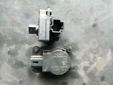 Ford Transit Custom 2012 cabin heater control actuator solenoid AV6N19E616AA