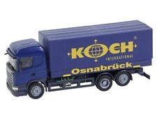 FALLER 161595 LKW Scania R 13 HL Koch Car System (HERPA) H0