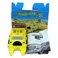 TTS Constructa-Bot Programmable Lego/K'Nex Robot - Education Learning Toy