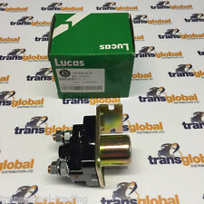 Land Rover Series 2 & 2a Petrol Starter Solenoid OEM Lucas Quality - BE 0771G