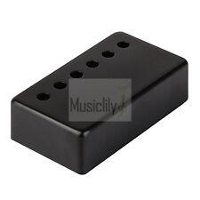 musiclily 10pcs 50mm Metal Negro Humbucker Doble Bobina PASTILLA DE GUITARRA