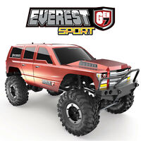 Redcat Racing Everest GEN7 Sport 1/10 Electric R/C Scale Crawler (Burnt Orange)