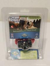 New PetSafe In-Ground Deluxe Ultralight Dog Fence Collar Receiver Bundle Pul-275