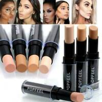 Full Cover Liquid Concealer Makeup Eyes Dark Circle Cream Face Corrector Make-up