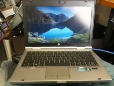 "HP EliteBook 2560p 12.5"" Laptop i5-2520M 2.50GHz 6GB RAM 500GB HDD Win 10 Pro c"