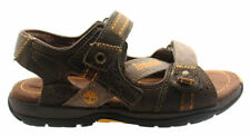 Timberland Leather Upper Shoes Medium Width Sandals for Boys
