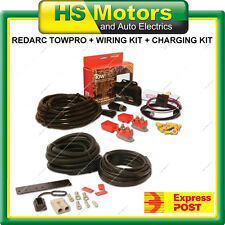 REDARC TOW PRO ELITE + Anderson Battery Charge Wiring Kit Camper Caravan KIT 1