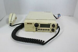 Uniden MC795 VHF Marine Radio - Untested - As Is - Parts or Repair