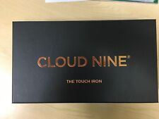 Cloud Nine Touch Iron Hair Straightener with Heat bag,Gift Bag RRP 129.00