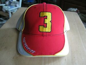 Indianapolis 500's 4 Time Winner Helio Castroneves #3 Official Hat!