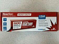 Dynamite Reaction 2S 50C Hard Case LiPo Battery w/EC5 7.4V/5000mAh DYNB3810EC