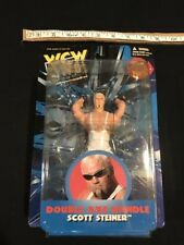 1998 WCW Double Axe Handle Scott Steiner - NEW