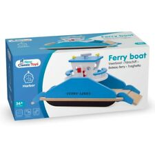 Eitech GmbH New Classic Toys - 10901-Harbor Line-ferry entra
