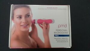 PMD Personal Microderm Pro - In box with all accesories - Deal - RRP £179