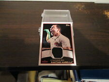 WWE Santino Marella Vintage Topps Authentic Shirt Relic