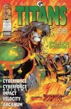 TITANS,TOP COW,CYBERFORCE,218,NEUF