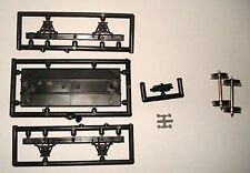 4 Wheel 10ft Chassis Underframe Kit for NSWGR Goods wagons HO CAMCO MODELS