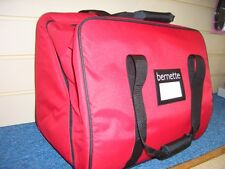NEW BERNETTE ONE RED DELUXE  SEWING MACHINE CARRYING BAG  PREMIUM QUALITY