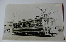 USA516 - ST LOUIS PUBLIC SERVICE Co - TROLLEY No876 PHOTO - Missouri USA