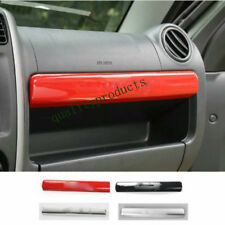 Compartment Storage Box Decoration Sticker Interior Accessories For Suzuki Jimny