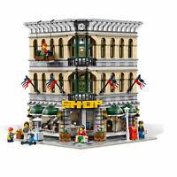 GRAND EMPORIUM Creator Expert Modular shop 15005 2232 PCS Building Blocks Bricks