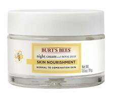Burts Bees Skin Nourishment Night Cream for Normal to Combination Skin – 1.8 Oz