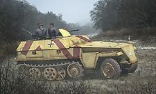 Sdkfz 250/1 Neu-Rubicon Modelos - 1/56 - 28mm - 1ST clase-RUO29 -