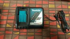 NEW Makita  DC18RC 18V Lithium Ion Battery Charger Optimum Rapid Charger