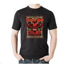 T-Shirt Biker Harley Davidson Route 66 Motorrad Bad Bone Skull Gangster Motiv 46