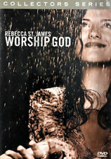 Rebecca St. James - Worship God (Dvd Single, 2002) - Disc Only
