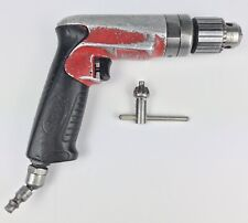 "Sioux Signature Series 3/8"" Heavy Duty Air Drill  - Used, Functions perfectly"
