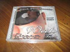 Chicano Rap CD WEETO - TREEZ - FROST Slow Pain Lil Demon Troy Cash - West Coast