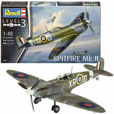 REVELL Supermarine Spitfire Mk.II 1:48 Aircraft Model Kit 03959